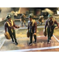Figurini in resina e metallo