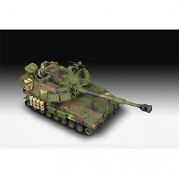 REVELL 03331 1/72 M109A6