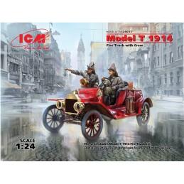 ICM 24017 1/24 Model T 1914...