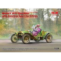 ICM 24026 1/24 Model T 1913...