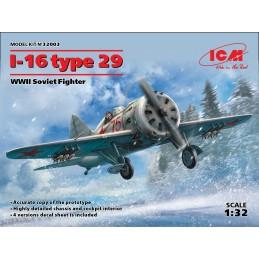 ICM 32003 1/32 I-16 type...