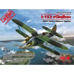 ICM 32010 1/32 I-153, WWII...
