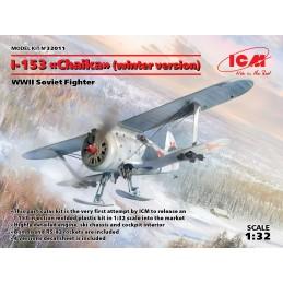 ICM 32011 1/32 I-153...