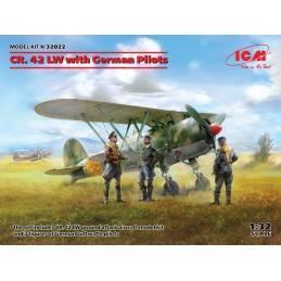 ICM 32022 1/32 CR. 42 LW...