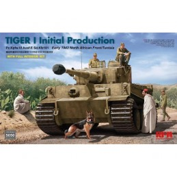 RFM-5050 1/35 Tiger I...