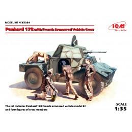 ICM 35381 1/35 Panhard 178...