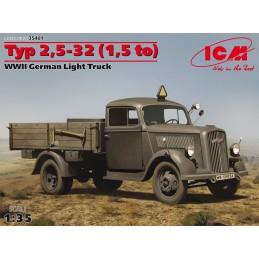 ICM 35401 1/35 Typ 2,5-32...