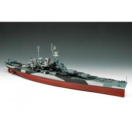 TR 05303 USS BB-55 NORTH...