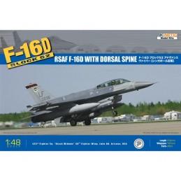 KN48007 1/48 F-16D Block...