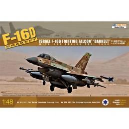 KN48009 1/48 F-16D IDF con...