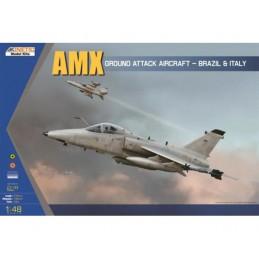 KN48026 1/48 AMX SINGLE...