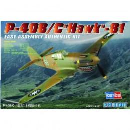 HB80209 P-40B/C Hawk-81...
