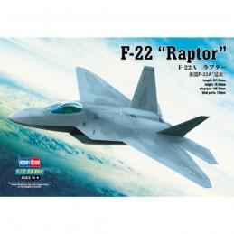 HB80210 F-22 Raptor scala 1-72