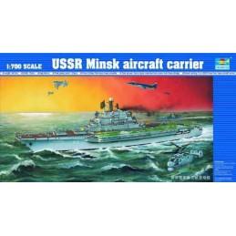 TR 05703 USSR MINSK 1/700