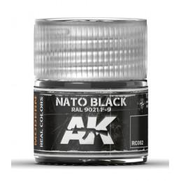 RC082 Nato Black RAL 9021...