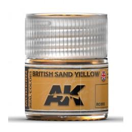 RC093 British Sand Yellow 10ml