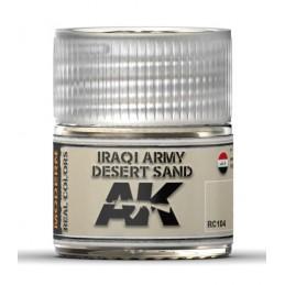 RC104 [REAL COLORS] Iraqi...
