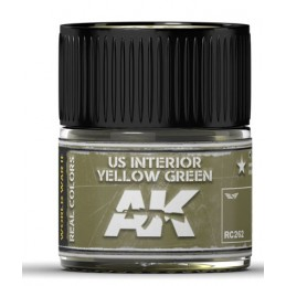 RC262 US Interior Yellow...