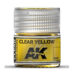 RC507 [REAL COLORS] Clear...