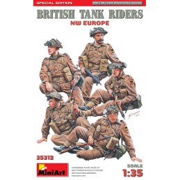 MA35312 BRITISH TANK...