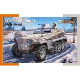 SH-SA72019 1/72 Sd.Kfz...