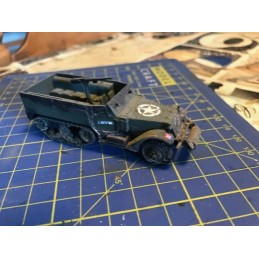 AIT07 M3 half Trak Inglese...
