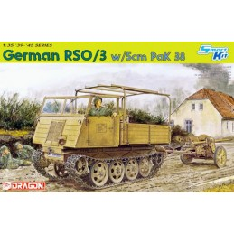 DR6684 1/35 GERMAN RSO/3...