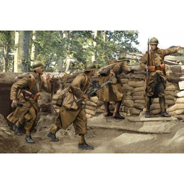 DR6738 1/35 FRENCH INFANTRY...