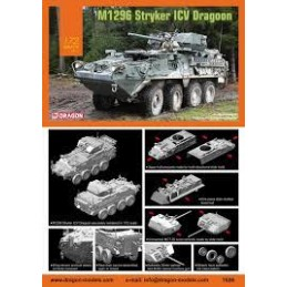 DR7686 1/72 M1296 Stryker...