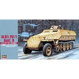 MT44 Sd. Kfz 251/1 Ausf.D 1/72