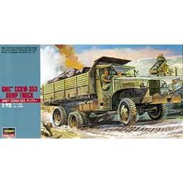 MT22 CCKW-353 DUMP Truck 1/72