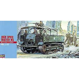 MT23 MS Tracter 1/72