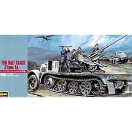 MT18 8 ton HT 37mm A.A. Gun...