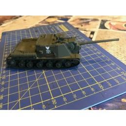 AZS5054 ISU-122 Soviet Tank...