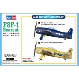 HB 87267 F8F-1 BEARCAT  1/72