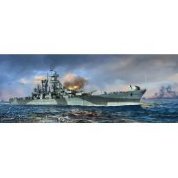 TR 06738 USS ALASKA CB-1 1/700