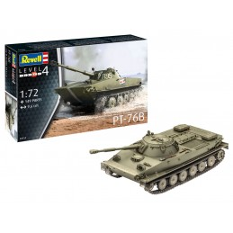 RV03314 PT-76B 1/72