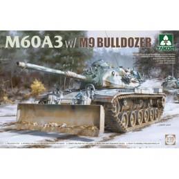 TKM2137 M60A3 w/M9...