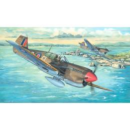 TR 02211 P-40M WAR HAWK 1/32