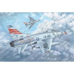 TR 03221 F-100C SUPER SABRE...