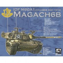 AF35309  IDF Magach 6 BAT 1/35