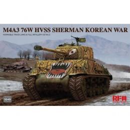 RFM-5049 1/35 M4A3 76w hvss...