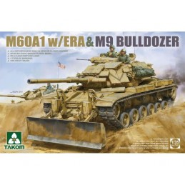 TKM2142 1/35 M60A1 with...