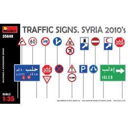 MA35648 Traffic Signs Syria...