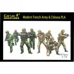 CAEH059 FRENCH ARMY WITH...