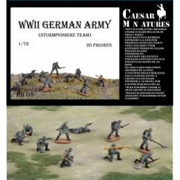 CAEHB08 GERMANWWII ARMY...