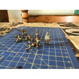 AAEH1 Anzac Infantry WWII 1/72
