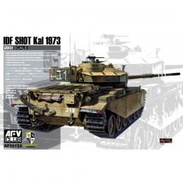AFV35124 Centurion IDF shot...