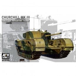 AF35153 Carro Churchill...