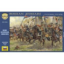 ZS8055 RUSSIAN HUSSARS,...